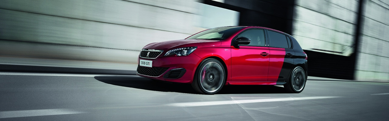 Peugeot 308 GTi by PS quality