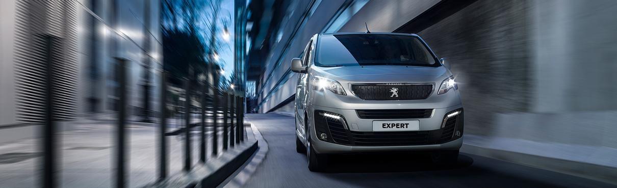 Peugeot Van and Fleet awards