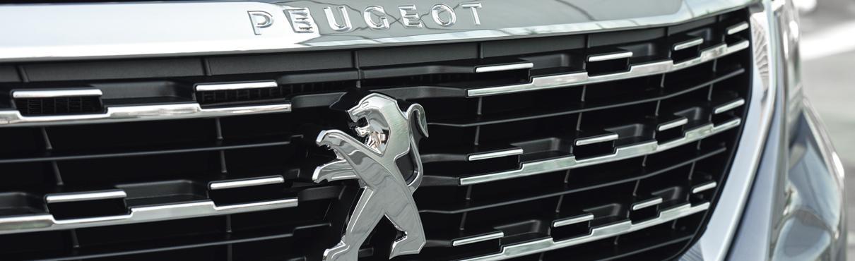 Peugeot model range