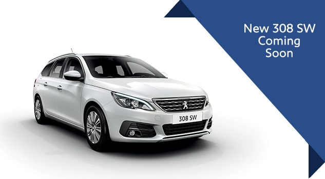 New 308 SW automatic Q3 Motability Offer