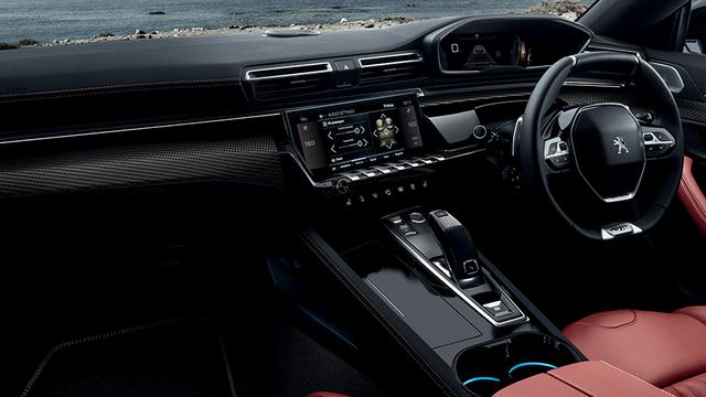 New Peugeot 508 SW i-Cockpit