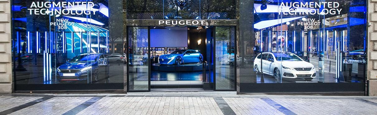 Peugeot Latest cars reveal
