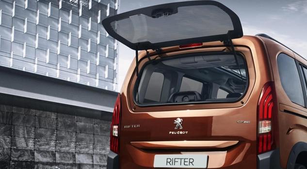 Peugeot Rifter - GT Line Boot