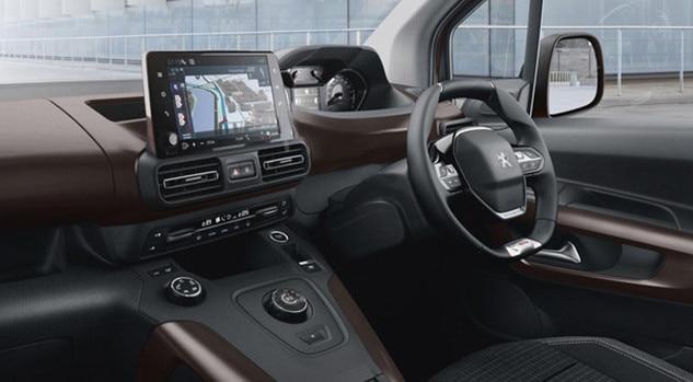 Peugeot Rifter - GT Line Interior