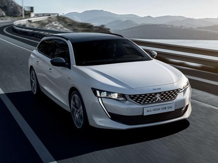 All-new 508 SW - Peugeot Hybrid Car