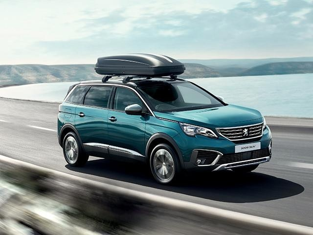 Peugeot 5008 SUV - Summer Servicing