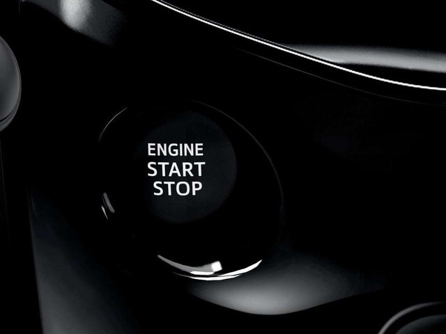 PEUGEOT 108 – STOP/START Button