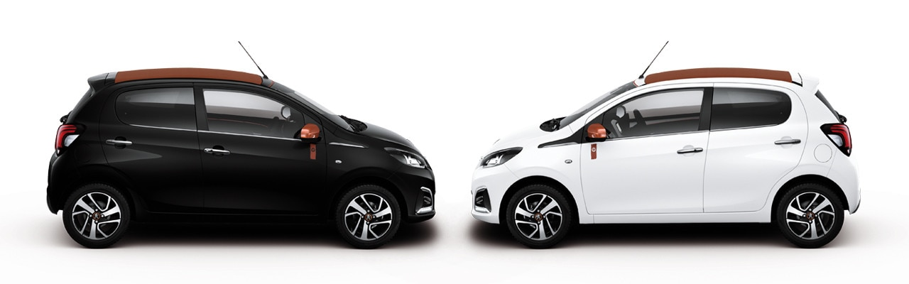 Peugeot 108 Top Roland Garros Try The Small City Car By