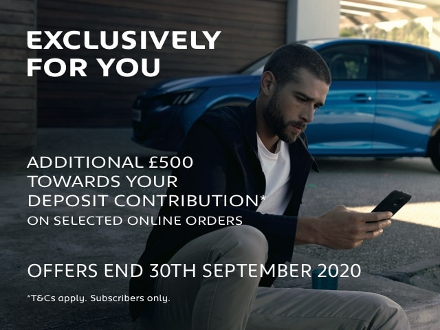 Exclusively-For-You-Offer