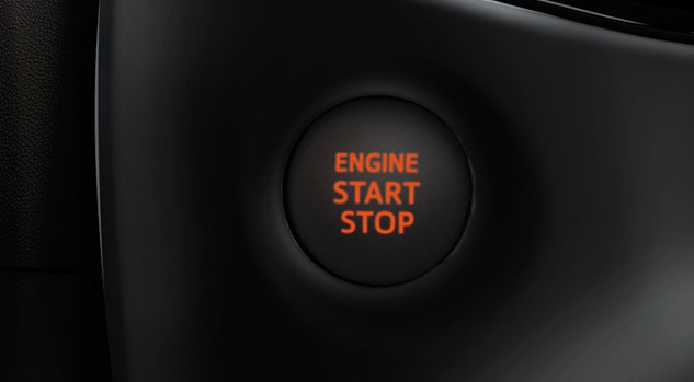 Peugeot 108 Collection start stop technology