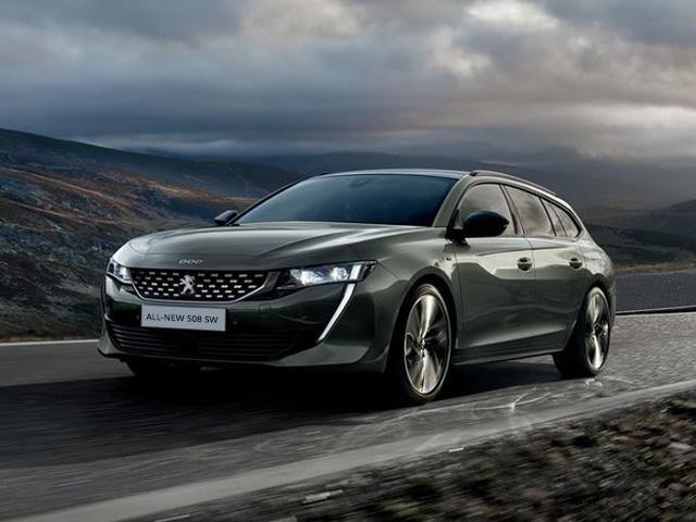 All-new Peugeot 508 SW - Motability Scheme