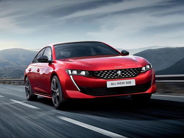 All-new Peugeot 508 Fastback - Motability Scheme