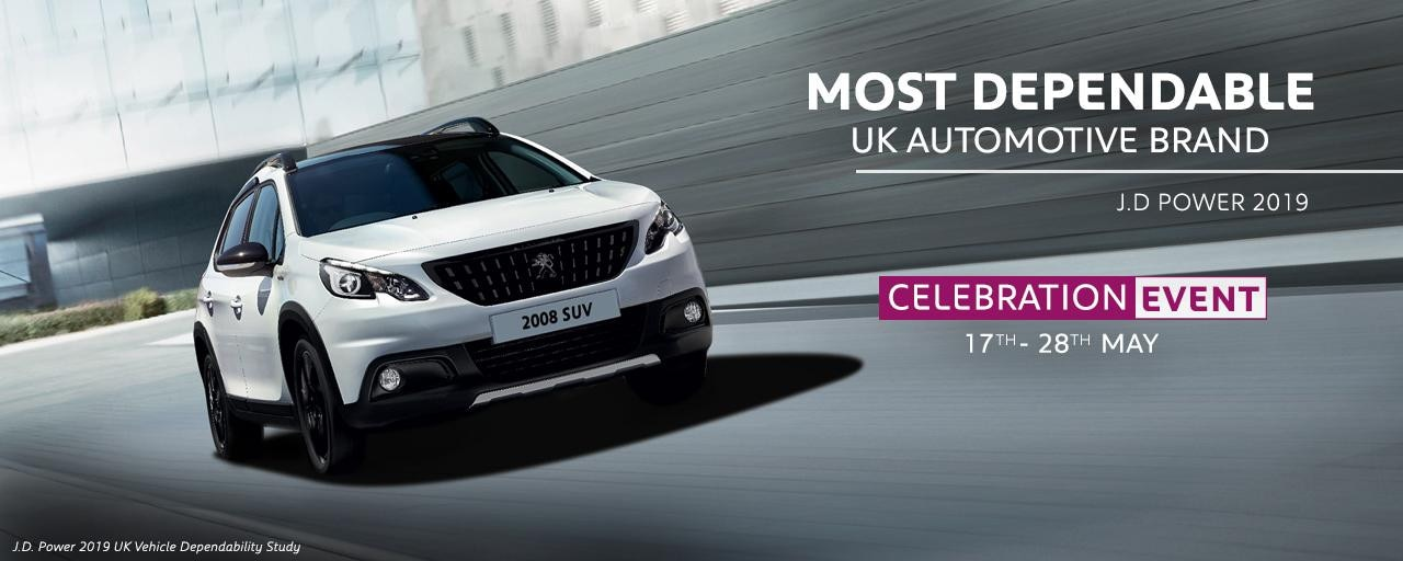 Peugeot Celebration Offers - 2008 SUV
