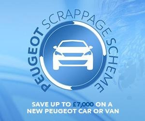 Peugeot Scrappage Scheme