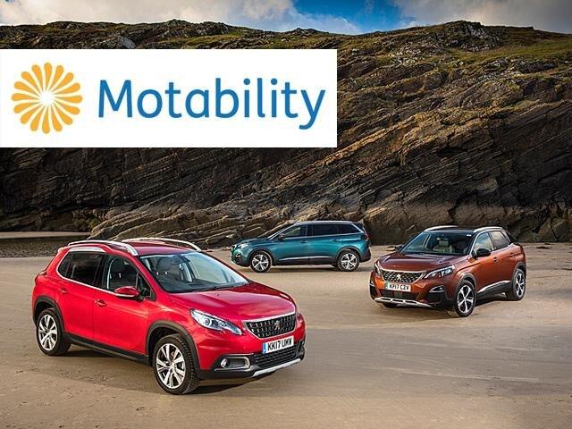 Peugeot Motability