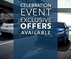Celebration Offers Peugeot