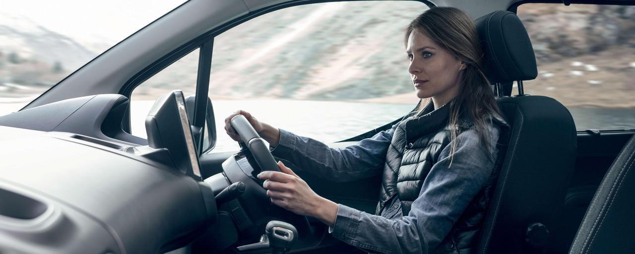All new Peugeot Rifter Interior