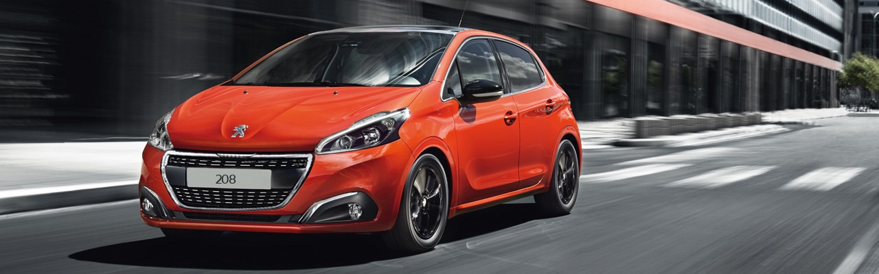 Peugeot 208 Sporty and Elegant Style