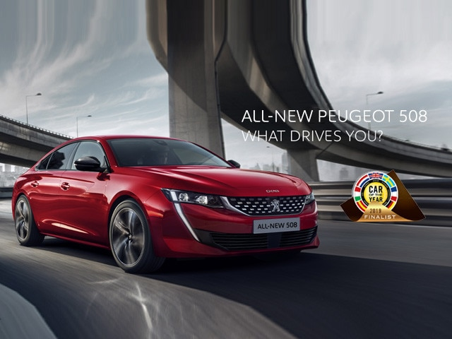 Peugeot_All_New_508_Car_of_the_year_finalist_banner