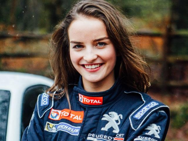 CATIE MUNNINGS ANNOUNCED AS A PEUGEOT BRAND AMBASSADOR thumbnail