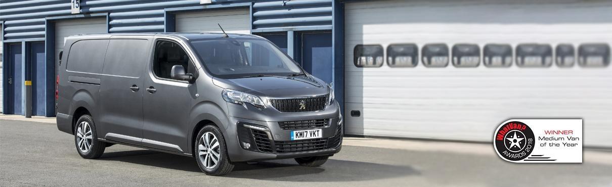 Peugeot Expert Van of the Year 2018