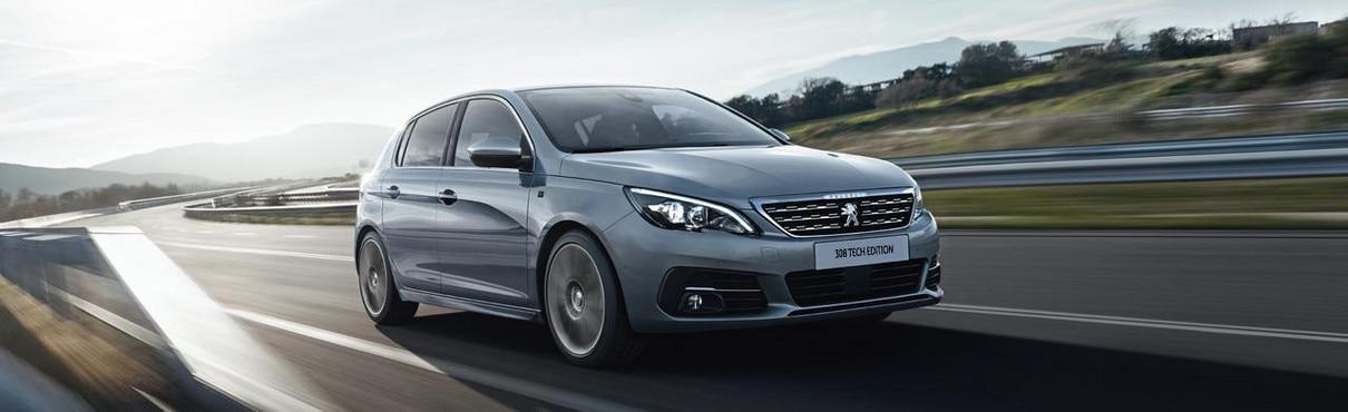 Peugeot 308 Tech Edition News