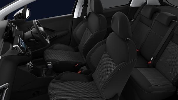 208 allure premium interior