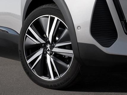"New PEUGEOT 3008 SUV HYBRID – 19"" wheel rim"