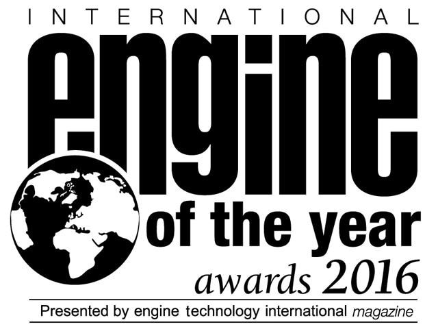 engine of the year 2016 award