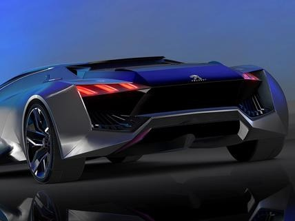 Peugeot starring in Grand Turismo 6