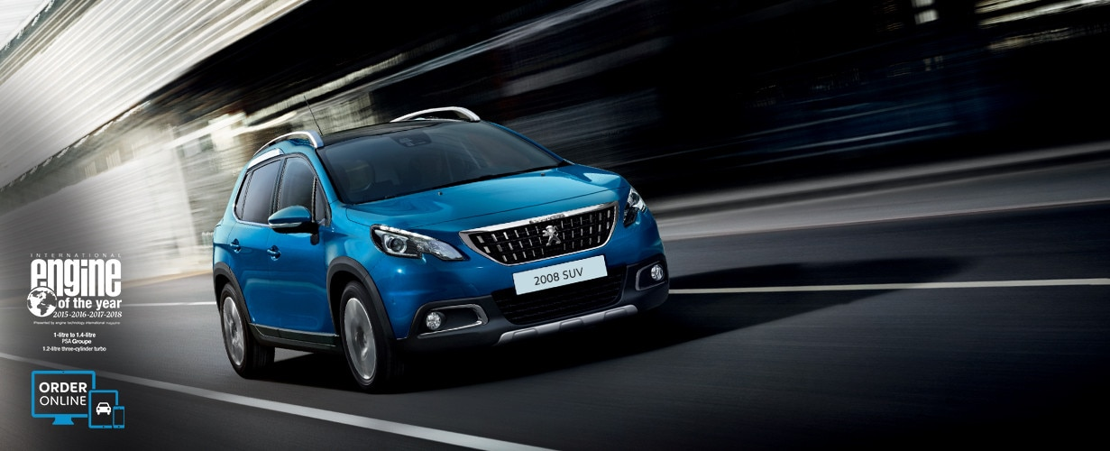 Peugeot 2008 SUV - Great small SUV