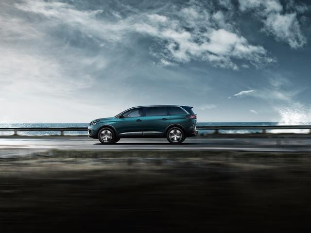 New 5008 SUV style