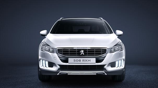 508 RXH hybrid 4 technology