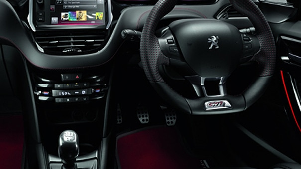 208 GTi By Peugeot Sport Interior