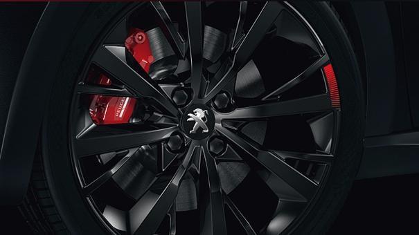 208 GTi by Peugeot Sport performance