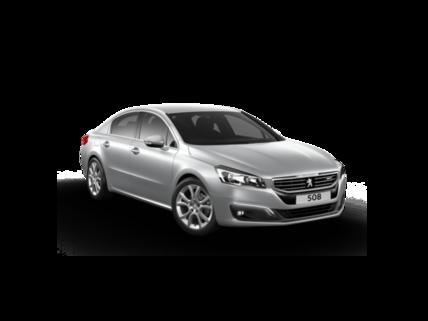 Peugeot 508 Transparent background
