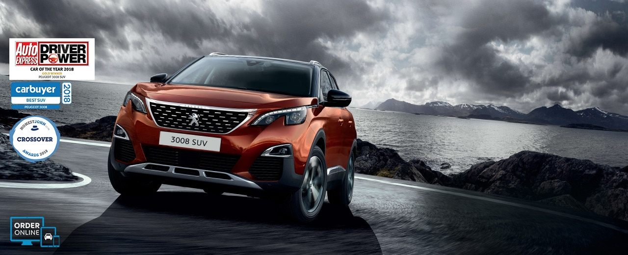 Peugeot 3008 SUV Crossover