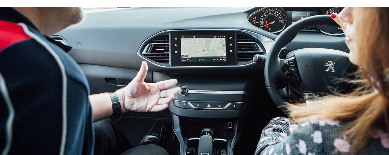 Peugeot 308 Interior - Experience today