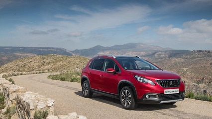 Peugeot New 2008 SUV gallery