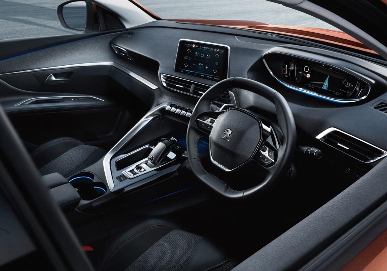 Make A Car >> Peugeot 3008 SUV | Peugeot UK