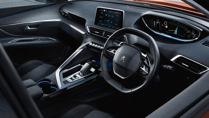 Peugeot all-new 3008 SUV icockpit