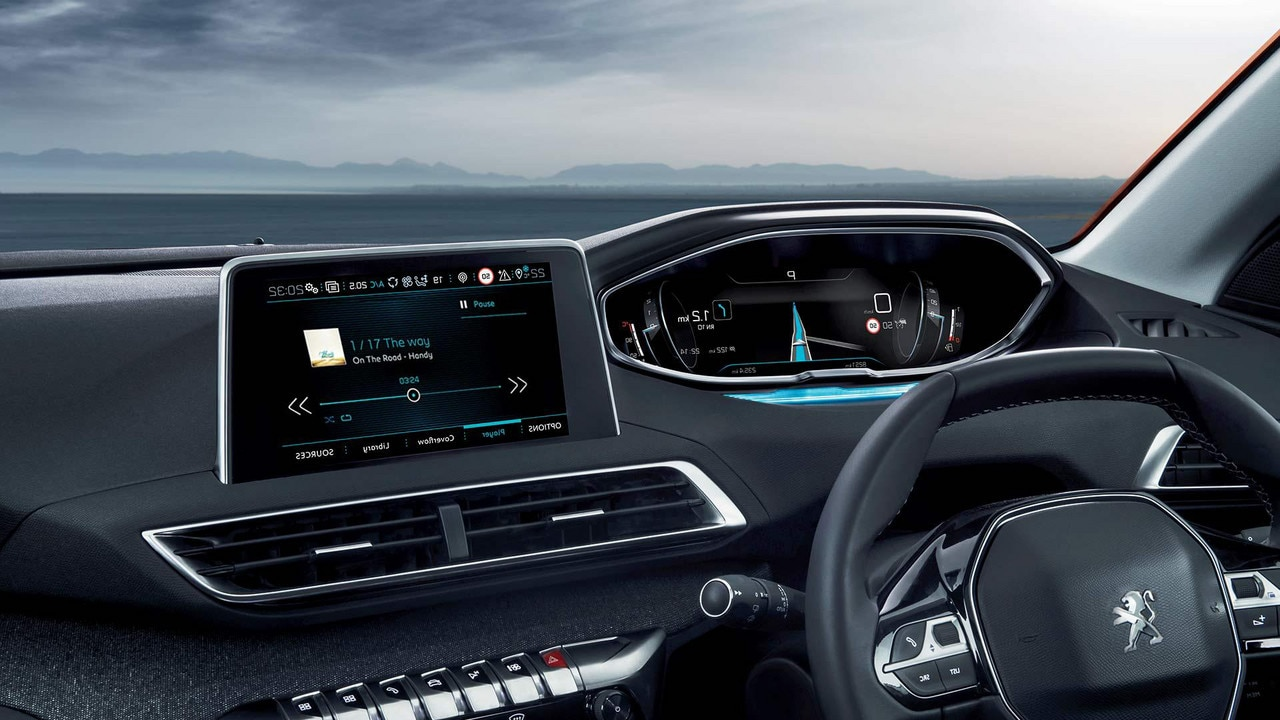 All New Peugeot 3008 Suv Style Peugeot Uk