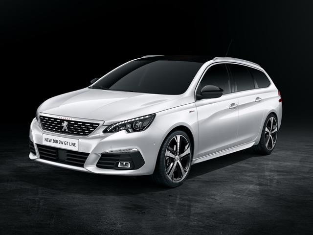 new peugeot 308 sw design colours and equipment. Black Bedroom Furniture Sets. Home Design Ideas