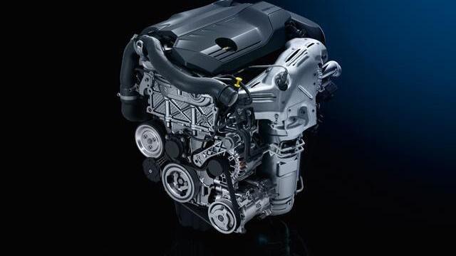 Peugeot 508 Fastback engines