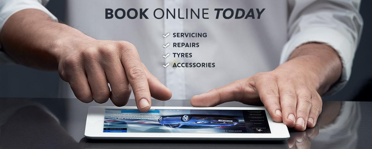 Book a Peugeot Service