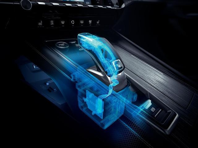 Peugeot 508 Fastback Automatic Gearbox