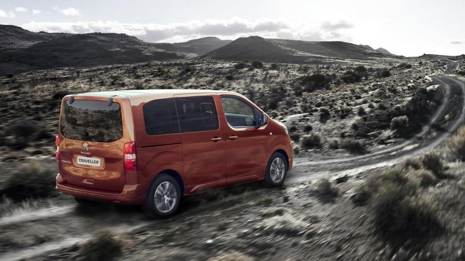 Peugeot New Traveller gallery
