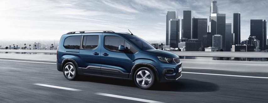 All new Peugeot Rifter Business Customer