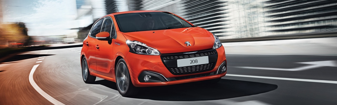 Peugeot 208 5 door - city car