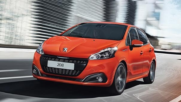 Peugeot 208 5 door - agile city car